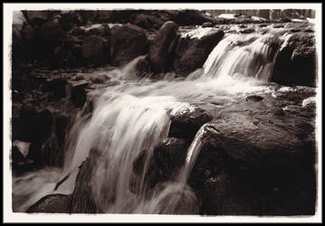 Soft waterfall by kgcreative
