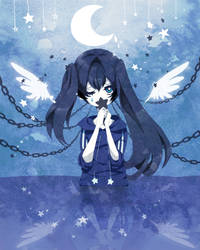 Black Rock Shooter- Your Stars