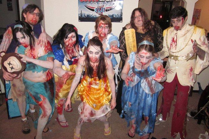 Zombie Disney Characters Costumes Zombie Disney CharactersZombie Disney Characters Costumes