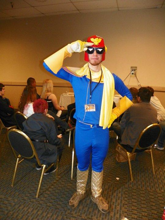 cosplay costume Falcon