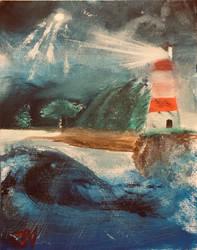 Sea Storm by FiremanHippie