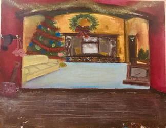 Grandmas Christmas by FiremanHippie