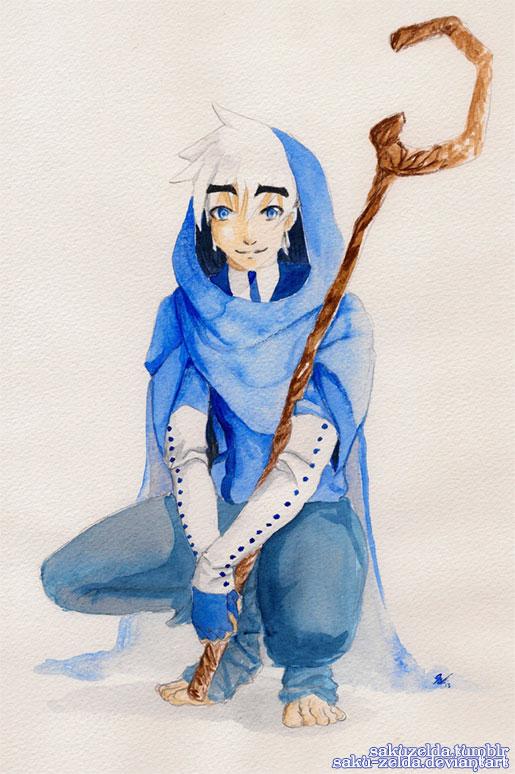 Painel Para Tv No Ático By Jack Móbiles: Jack Frost- Winter Prince By Saku-Zelda On DeviantArt