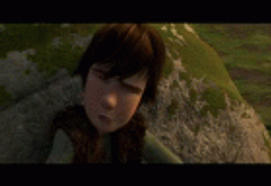Toothless and Hiccup GIF by cryptidgirl13
