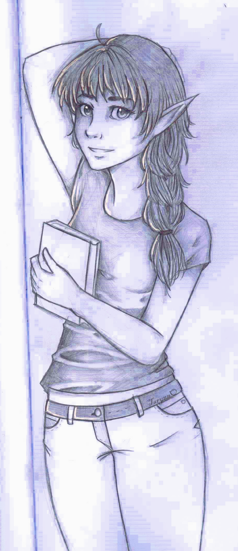 Mia Sketch by DontEatMyPiexD