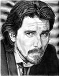 Christian Bale from GQ