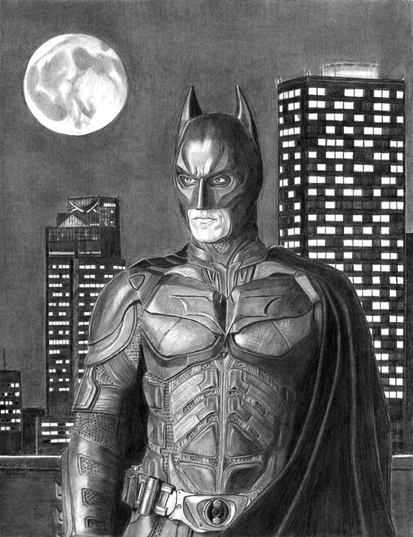Christian Bale as Batm... Christian Bale Batman