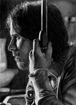 Christian Bale as Dan Evans