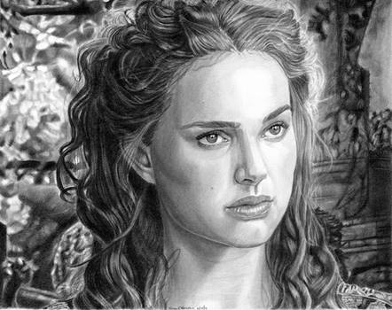 Padme on Naboo 2011 by khinson