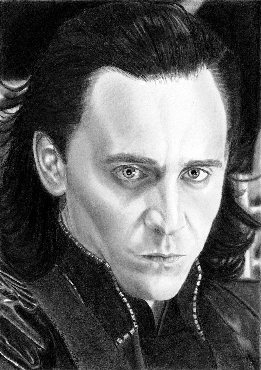 Loki 12/27/2012 by khinson