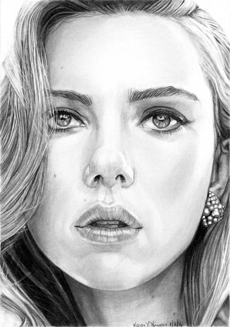 Scarlett Johansson 1/2/2016 by khinson