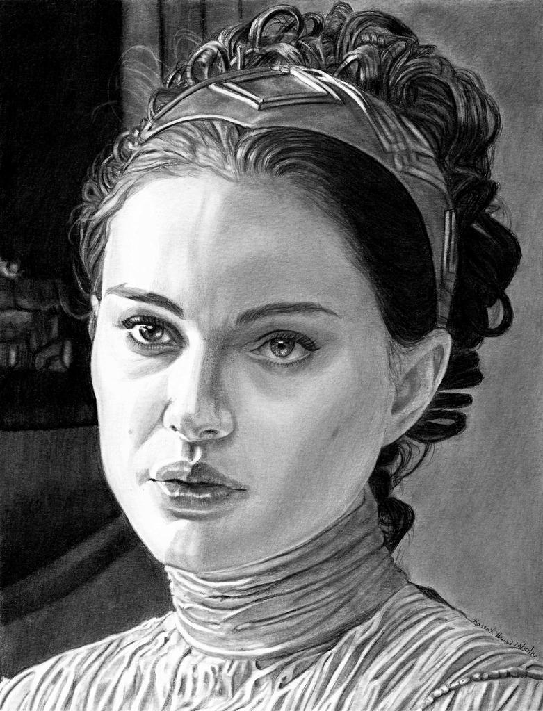 Deleted Scene Padme 12-10-2016 by khinson on DeviantArt Attackoftheclones