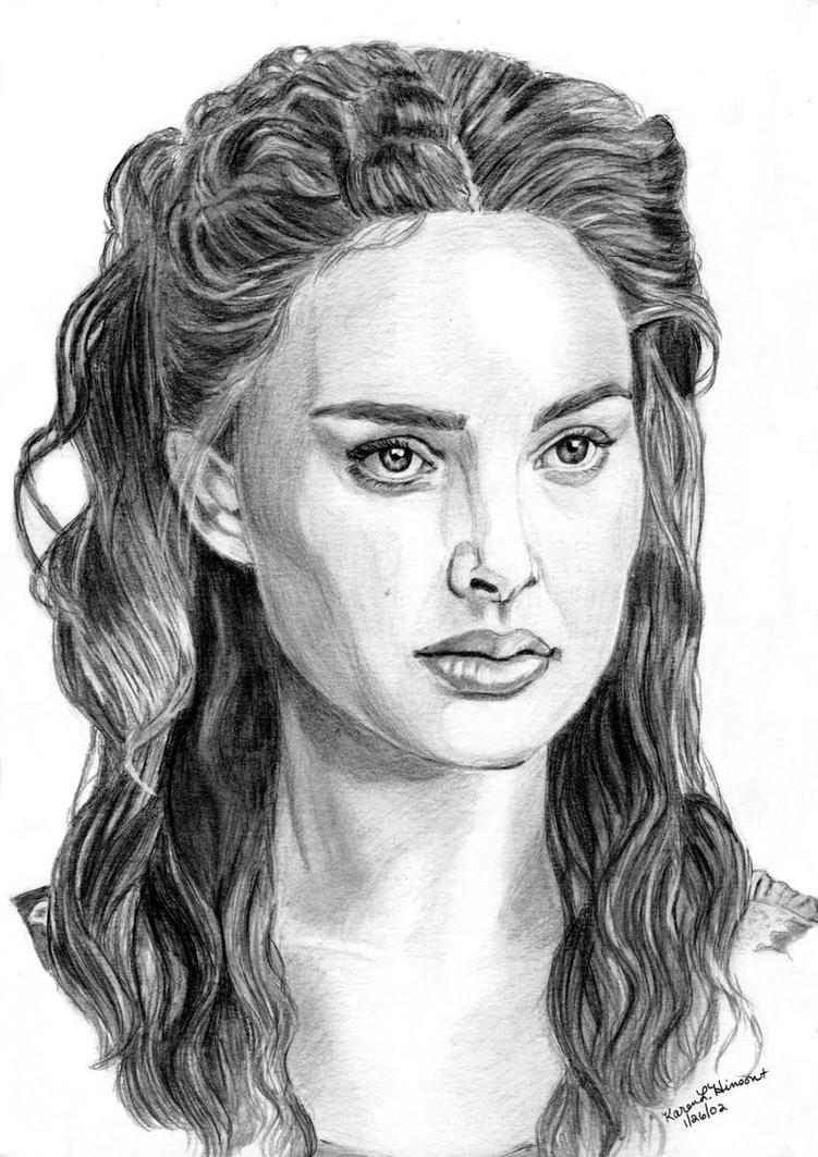 Padme Amidala By Khinson On DeviantArt