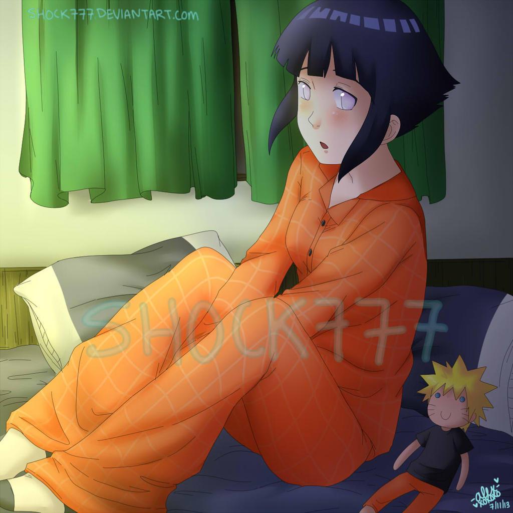 Pajama Hinata by shock777