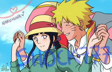 Naruto's Moving Castle by shock777