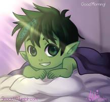 Good Mornin BB! by shock777