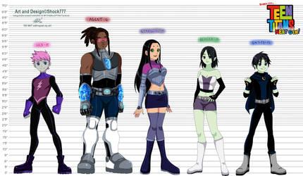 Teen Titans Next Gen