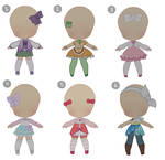 Fashion Adopts 1 - CLOSED
