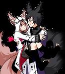 YCH 8- Nao and Mamoru