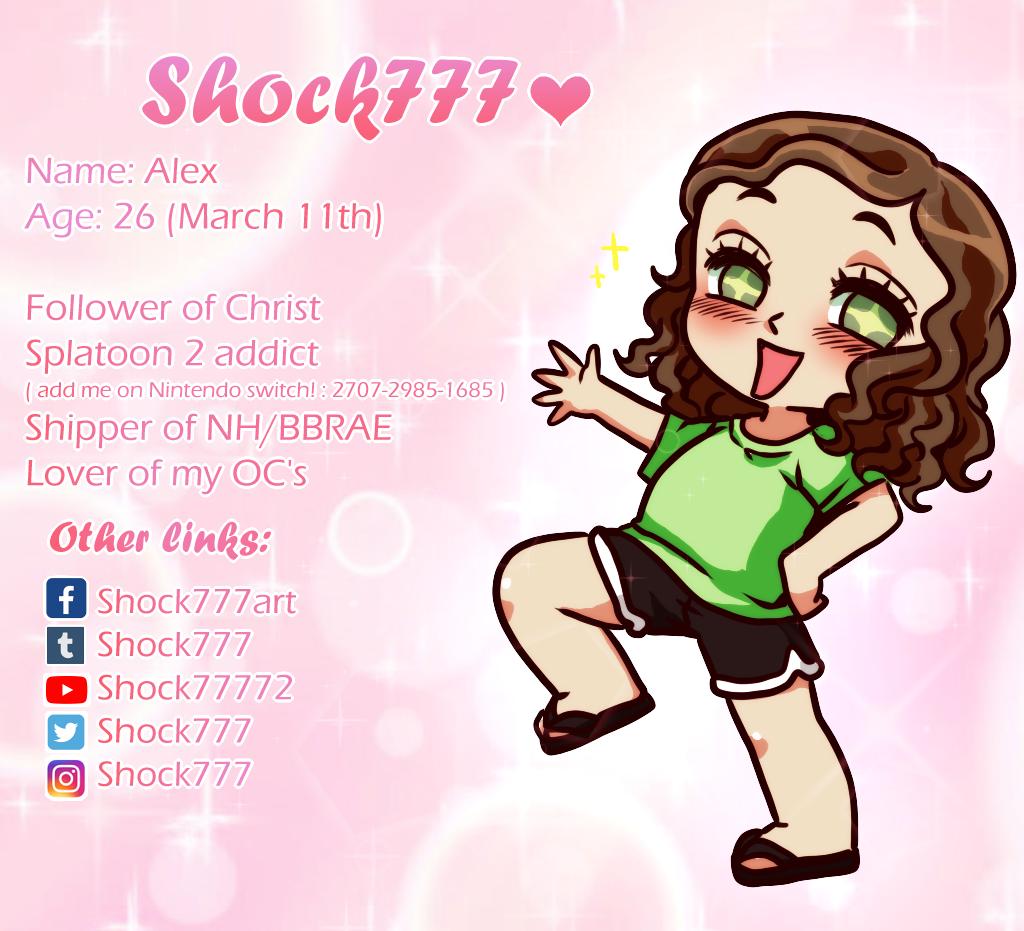 shock777's Profile Picture