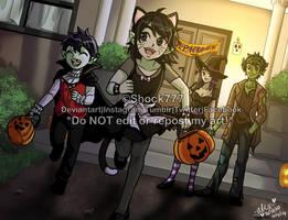 Bbrae Family Halloween 2019