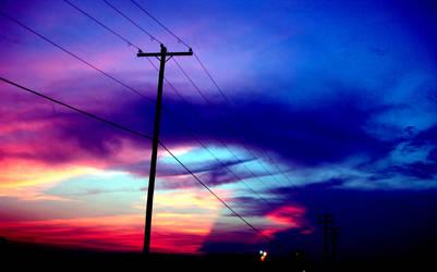 sky by Fu11Co11apse