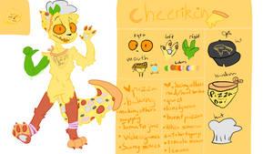I Cheerikin Ref I