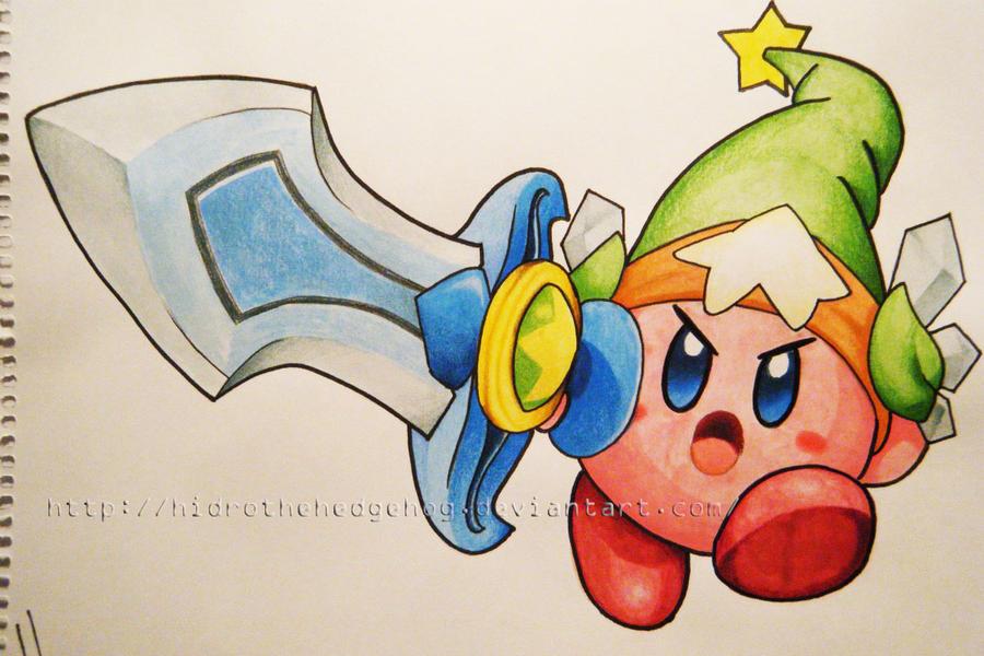 Kirby by HidroTheHedgehog on DeviantArt