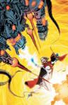 Powergirl World's Finest 5