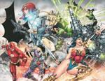Wonder Woman DCUO Legends 1