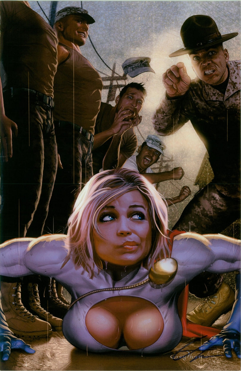 Supergirl artworkporn sexy clip