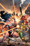 Wonder Woman vs Teela
