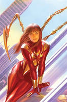 Mary Jane Spider-Man by battle810