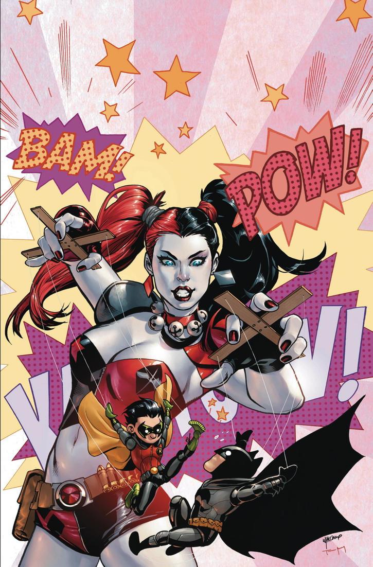 Harley Quinn 39 by battle810
