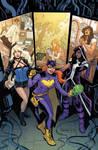 Batgirl Birds of Prey 5