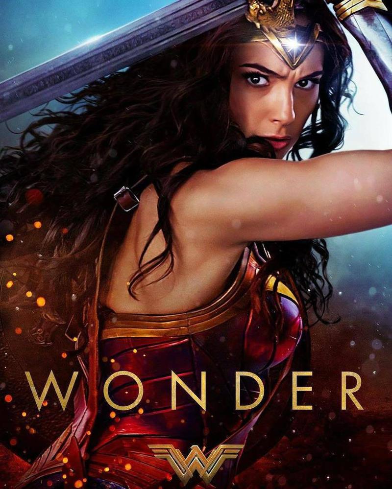 Wonder Woman Movie Poster Wonder by battle810