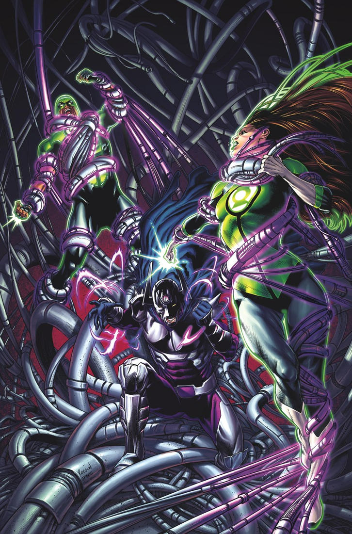 Green Lanterns 20 by battle810
