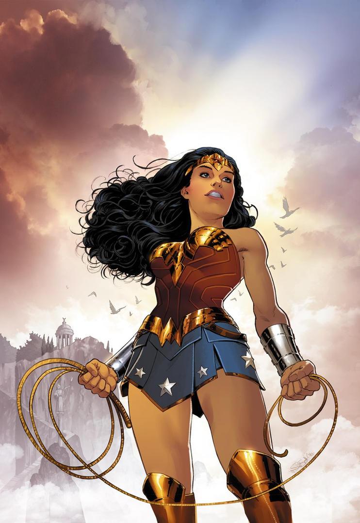Wonder Woman v2 by battle810