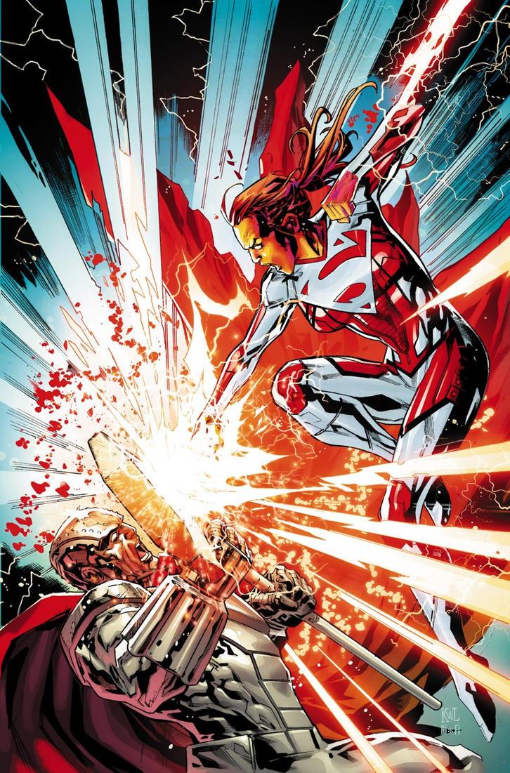 Superwoman 11 by battle810