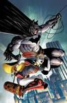 Harley Quinn-Batman Team Up