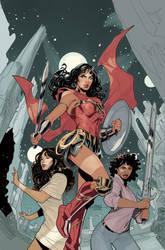Wonder Woman 72 by battle810
