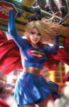 Supergirl 34 variant