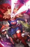 Supergirl 41 variant