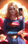 Supergirl 42 variant