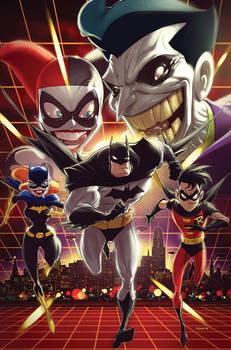 Batman Adventures Continue 1