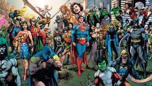 Franks DC Universe All