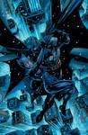 Batman-Catwoman 1 variant 2