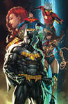 Future State-JUSTICE LEAGUE 1 variant