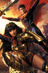 Future State-SUPERMAN/WONDER WOMAN 1 variant