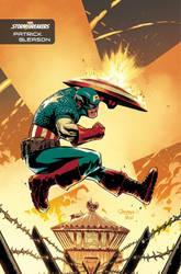 Marvel Stormbreakers-Captain America